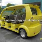 6 or 8 person electric sightseeing vehicle-M08