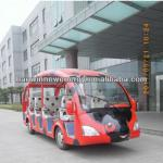 23 persons electric tourist shuttle bus-HW23