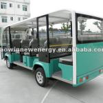 14 passengers electric tourist bus sightseeing bus HWT14-HWT14