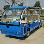 8 passengers electric tourist shuttle bus-GD08A