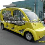 6 or 8 person electric tourist vehicle-M08