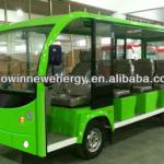 14 seat electric airport shuttle bus-T14