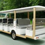2013 Top Seller 17 seater electric tourist bus with high quality-WS-MX17