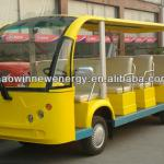 14 seats electric sightseeing bus-BS14