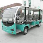 electric tourism buses-HWT14