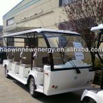 electric sightseeing bus for sale-HW11BS