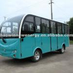 HWT11-ML electric passenger bus with door-HWT11-ML