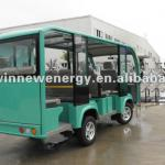 HWT11 electric tourist shuttle bus for sale-HWT11