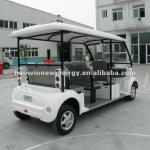 HWQ08 electric tourist car 8 seats-HWQ08
