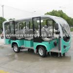 14 seats Electric Shuttle Bus Model HWT14 sales-HWT14