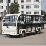 18 seats electric tourist shuttle bus-HW17B