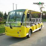 14 seater electric luxury mini bus for sale DN-14 with CE certificate (China)-DN-14