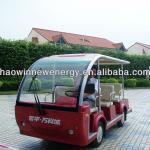 ELECTRIC TOURIST SIGHTSEEING BUS-HW6082BS