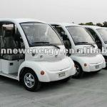 8 seater sightseeing bus electric HWM08-HWM08