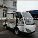 Electric Sightseeing tourist coach LQY83A-HW-LQY83A