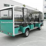 14 seats electric sightseeing bus tour HWT14-HWT14