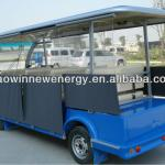 electric shuttle bus for sale-HW14B