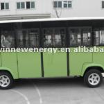 HWT11-ML new electric tourist bus enclosed-HWT11-ML