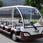Electric Sightseeing Bus for tourist for sale HW-WJ11-HW-WJ11