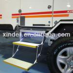 Folding Electric Steps for Motorhome-ES-F-D-450
