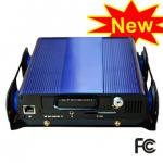 1ch stand alone vehicle DVR for bus/taxi/vehicle-VG-6601