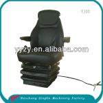 With compressor suspension mini bus driver seat made in China-YJ03