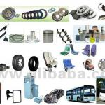 Auto parts & accessories (for cars, buses, passenger bus)-