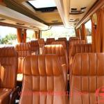 seat for minibuses and buses-