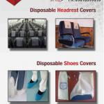 Disposable Headrest Covers-