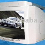 Ceiling CRT Monitor For Bus-