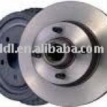 Manufacture various brake drum of heavy duty-