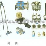 good quality various kinds of bus valve / bus parts-