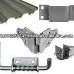 spring loaded latch-