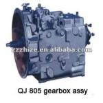 QJ805 Gearbox assy-
