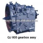 hot sale QJ 805 gearbox for yutong kinglong bus-