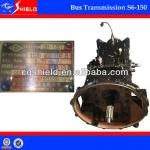 Commercial Bus /Coach Parts Transmission Gear Box QJ1506 (S6-150) Gearbox-