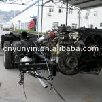 Dongfeng EQ6121RC3GD Bus Chassis, 4x2 City Bus Chassis,Diesel Coach Bus Chassis-