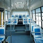 All Plastic City Bus Seat , Passenger Seats-
