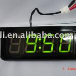 bus digital clock-