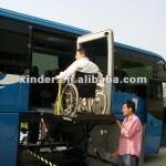 WL-UVL Series Hydraulic Wheelchair Lift for Bus-