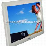 17 inch Fixed Vehicle LCD Monitor-