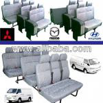 luxury folding van seat-