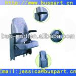 Bus Passenger Seat, Leather Seat Cover-