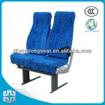 Zhongtong mini bus seat ZTZY3070/blue seat/doule seats/used bus seat-