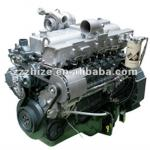 YC6L series diesel engine for Yutong Kinglong bus-