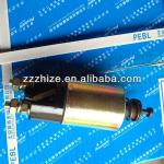 solenoid switch prestolite for zk6831 and zk6129 yutong bus-