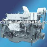 Steyr WD615 series diesel engine assembly for bus-
