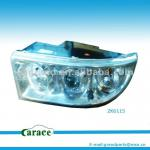12V/24V Yutong ZK6115 bus parts headlight-