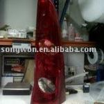 bus tail lamp for Irizar-