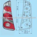auto tail lamp-